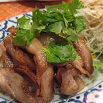 タイ亭 - 豚トロ