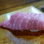 加ま川寿司 - 料理写真:大トロ
