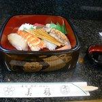 美福 - 料理写真:ランチ