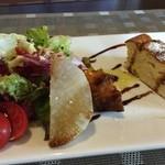 洋食コノヨシ - ランチコースの前菜
