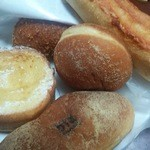 40603766 - 今日買ったパンたち