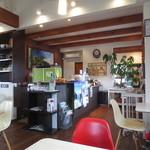 マリブコーヒー - 店内②