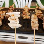 コスモビアガーデン - 食べ物写真2