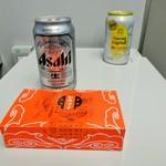 ジェイアール東海パッセンジャーズ - ポケットシウマイとビールにハイボール缶で名古屋まで