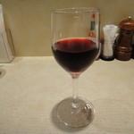 スパザウルス - 350円でグラスワイン
