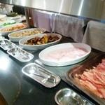 バイキングレストラン つばき - 朝食バイキング