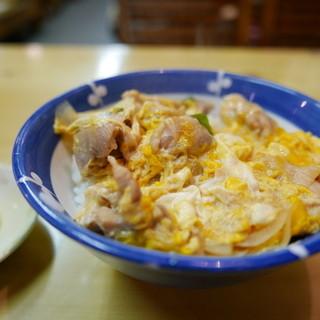 つるぎ食堂 - 親子丼(630円)