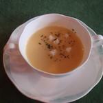 40609164 - レディースランチのスープ