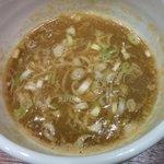 40609554 - つけ麺の汁