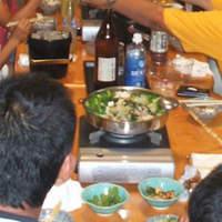 もつ鍋 廣 - アツアツのもつ鍋はビールのお供にぴったり! もちろん九州の料理なので、各種焼酎にもよく合いますよ。
