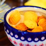 コ-ヒ-舘 寿里庵 - 美味しいお父さんの手作りクッキー