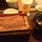 日本橋 鰻 伊勢定 - 土用の丑の日  鰻重 桜