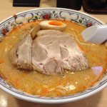 ススキノ - ゴマジャン麺(税込750円)