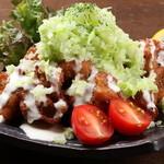 炭焼鮮家 たま鳥 - 料理写真:釧路ザンタレ王決定戦2015グランプリ獲得