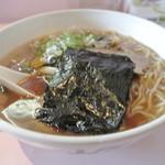 麺蔵 - 料理写真:ねぎしょうゆ 850円 2015.8
