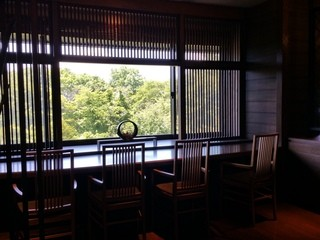 料理茶屋 天の謌 - 店内です。