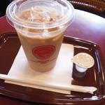 カフェ・ベローチェ - アイスカフェオーレL¥270