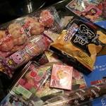 40617177 - 駄菓子食べ放題♪