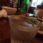 鉄板焼 みつい - 日本酒