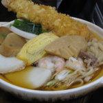 喜久家 - 鍋焼きうどん¥1,150