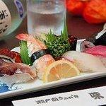 味将 - 料理写真:本物のお寿司をどうぞ!