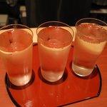一富士 - 日本酒の利き酒セット。何種類かあるものから選べてお得。