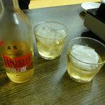 韓味 - 眞露の梅酒