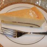 どんぐりんこのテラス - チーズのスフレ