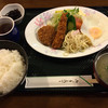 ファミリーレストラン 園 - 料理写真:ミックスフライ定食¥600