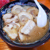 Menyarazoku - 料理写真:「チャーシューメン」(800円)。どっさりチャーシューが迫力です。