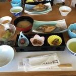 和食処 かおり - 宿泊の朝ごはん!