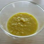 素透撫 - とうもろこしの擦り流しスープ
