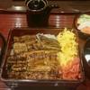 Chikurintei - 料理写真:うな重特上 2100円
