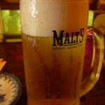碧空 - 生ビール中