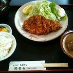 4063551 - ロースかつ定食