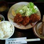 4063559 - ひれかつ定食