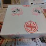 40631654 - ホールのマーライコーが包装された箱
