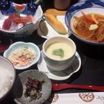 浜舟 - 料理写真:浜舟定食1000円 税込