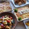 あやべ温泉レストラン - 料理写真:地元の野菜中心の1グラム2円の『量り売りビュッフェ』が人気です。ご飯は羽釜で炊き上げるこだわりよう。ヘルシーで経済的です!