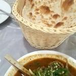 インド・パキスタン料理 ホット・スプーン - ロティ