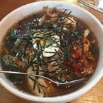 焼肉食道 かぶり - 冷麺〜