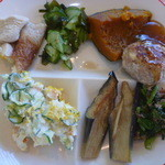 惣菜かぼす - 料理写真:惣菜