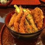 40641202 - 天丼2,500円