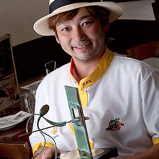 正式なナポリピッツァ世界チャンピオン牧島昭成のお店!