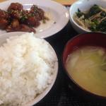 府内わっぱ食堂 - 2015年8月6日