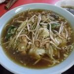 チャイナ厨房盧山 - タンメン