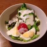 ことはな - 料理写真:セットのサラダ