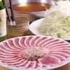鴨すき家 とりなご - 料理写真:丹波福知山とりなご名物「鴨すき」です。
