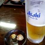 南ぬ風 - lunchビール&トマトほおずき