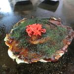 田中お好み焼店 - 料理写真: